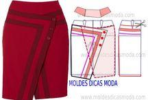 moldes de roupa