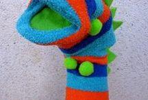 Marionette Puppet (Dinosaur)