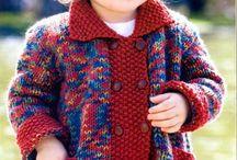 Вязаное для детей