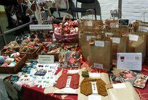 Farnham Maltings Christmas Craft Fair 2014 / See the Magenta Sky stall at the Farnham Maltings Christmas Craft Fair on 9th and 10th December 2014