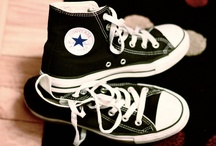 Converse All Stars / by Olivia