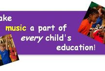First Note Music Program / The Children's Music Foundation was created exclusively to promote the study of music as an educational tool in our elementary schools, to support school music programs and to promote music in education throughout the United States.