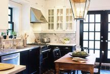 Kitchen love / Cozy places to hang with the fam