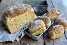Baking Bread / Bread, bread and more bread