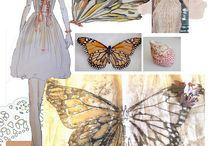 butterfly textiles