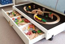 Kinderzimmer/Spielzeug