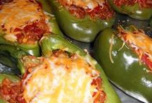 Peppers / Recipes