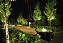 oświetlenie zbiorników wodnych