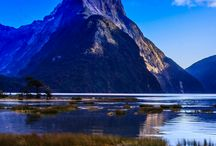 World Travel Bucket List -New Zealand