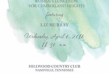 Reaching New Heights Women's Luncheon / http://www.cumberlandheights.org/event/rnh-womens-luncheon/