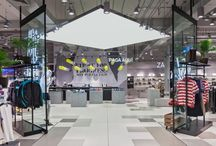 Retail Lightning / Lighting solutions for retail.