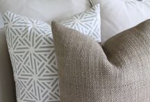 pillows / by Heather Henry
