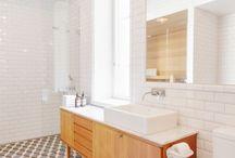 Bathroom ❤ / by Jodie Anderson