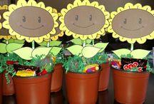 plant vs zombie party