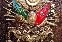 Devlet-i Âli (Ottoman Empire) / Şüphesiz İMAN dır en yüce ülkü..  Neyleyim ALLAH'U EKBER demeyen Türk'ü..