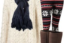 Leggin outfits (: 2k14 / by Harley Sheridan
