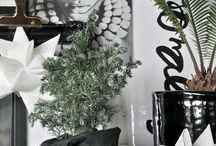 We:Re / We:Re produced among other things stars for a modern Christmas Decor, retail, children's room og decorating the naked branches in the garden during the winter. All made of recycled materials like tarpaulin.