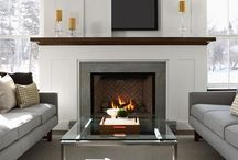 TV and fire ideas