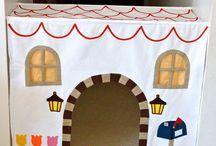 Objetos creativos para Niños