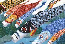 Paintings - Asian Art / by Cheryl N