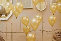 Balloons / Bubbles / Party