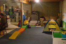 Play Room in the Basement