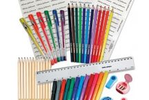 Personalised School supplies / Label or personalise all your school items from pencils to lunch boxes and clothing