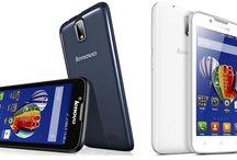 Lenovo A328 social smartphone