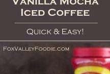 Iced Coffee & Fraps