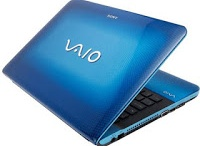 Harga Laptop Sony Vaio, Juni 2013