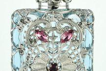 Pretty Perfume Bottles