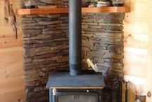 Fireplace / Logburner surround