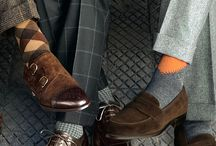 Men's Shoe Swag / Stylish Men's Shoes / by Catherine Adenle
