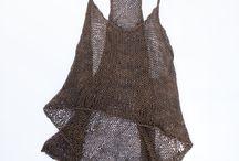Pletené a háčkované oděvy