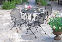Vintage Meadowcraft Wrought Iron