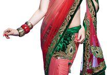 Latkan Saree / Fashion Femina Latkan Saree Collection