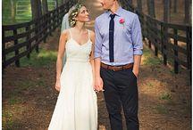 LINDEE DANIEL Brides / LINDEE DANIEL Brides on their Wedding Day