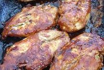 Peito de frango assado