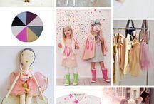 Inspiration - Kids Textiles