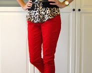 animal print shirts / street style, casual, formal