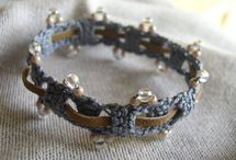 crochet braclet and others