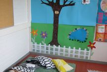 Metsän kuva seinään