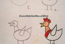 ako kresliť s deťmi