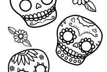 Día de los Muertos / by Alexis Screen