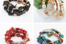 Bohemian Bangles/ Bracelets