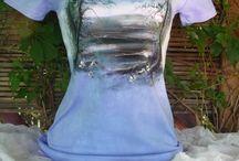 tričko nebo