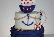Erkek çocuk için pasta modelleri