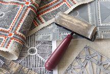 Pattern textile design