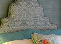Fabric Headboards / by Anna Dunn