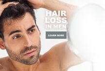 Facts & Causes: Hair Loss & Male Pattern Baldness